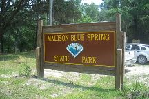 Madison Blue Springs State Park, Lee, United States