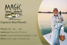 Magic Sarasota Fishing Charters