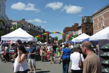 Market Square, Portsmouth, United States