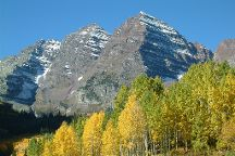 Maroon Bells-Snowmass Wilderness Area, Colorado, United States