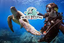 Maui Diving - Scuba & Snorkel Center