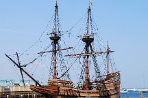 Mayflower II, Plymouth, United States