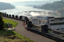 McLoughlin Promenade, Oregon City, United States