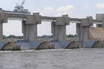 Melvin Price Locks and Dam, East Alton, United States