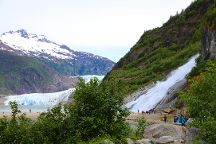 Mendenhall Glacier, Juneau, United States