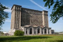 Michigan Central Station, Detroit, United States