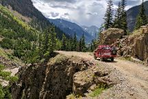 Mild to Wild Rafting and Jeep Tours