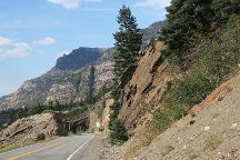 Million Dollar Highway, Silverton, United States
