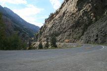Million Dollar Highway, Silverton, United States