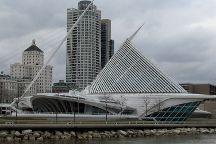 Milwaukee Art Museum, Milwaukee, United States