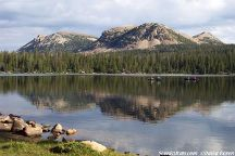 Mirror Lake Scenic Byway, Kamas, United States