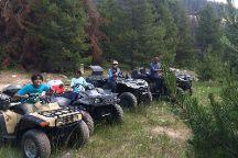 Montana ATV Adventures, Butte, United States