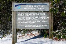 Moses H. Cone Memorial Park, Blowing Rock, United States