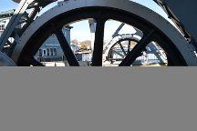 Mystic River Bascule Bridge, Mystic, United States