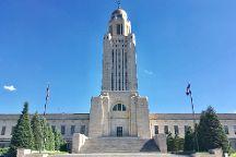 Nebraska State Capitol, Lincoln, United States