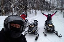 NEK Adventures ATV & Snowmobile Tours, Saint Johnsbury, United States