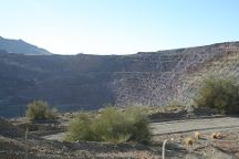 New Cornelia Open Pit Mining Lookout, Ajo, United States