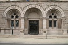 Newberry Library, Chicago, United States