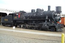 North Carolina Transportation Museum, Spencer, United States