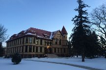 North Dakota State University, Fargo, United States
