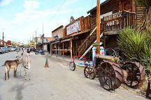 Oatman Ghost Town, Oatman, United States