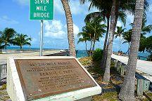 Old Seven Mile Bridge, Marathon, United States