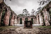 Old Sheldon Church Ruins, Yemassee, United States
