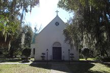 Old St. Andrew's Parish Church, Charleston, United States