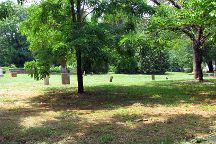 Old Town Cemetery, Hillsborough, United States
