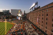 Oriole Park at Camden Yards, Baltimore, United States