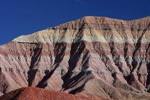 Painted Desert, Petrified Forest National Park, United States
