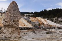 Palette Spring, Yellowstone National Park, United States