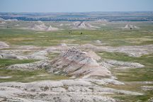 Panorama Point Overlook, Badlands National Park, United States