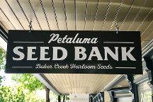 Petaluma Seed Bank, Petaluma, United States