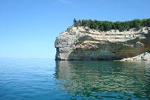 Pictured Rocks National Lakeshore, Munising, United States