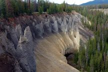 Pinnacles Overlook Hike, Crater Lake National Park, United States
