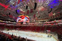 PNC Arena, Raleigh, United States