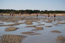 Popham Beach State Park, Phippsburg, United States