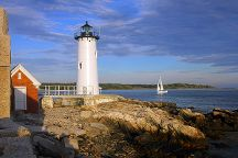 Portsmouth Harbor Lighthouse, New Castle, United States