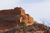Red Rock Canyon Open Space, Colorado Springs, United States