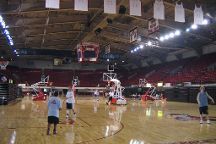 Reynolds Coliseum, Raleigh, United States