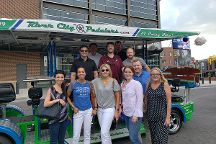River City Pedalers, Memphis, United States