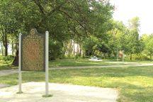River Raisin National Battlefield Park, Monroe, United States