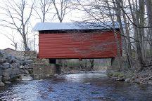Roddy Road Covered Bridge, Thurmont, United States