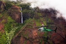 Safari Helicopters, Lihue, United States