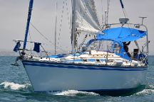 Sailing Blue Water Charters