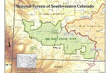 San Juan National Forest, Durango, United States