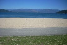 Sandpoint City Beach, Sandpoint, United States
