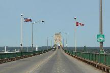 Sault Ste Marie International Bridge, Sault Ste. Marie, United States