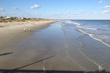 Savannah River Beach, Tybee Island, United States